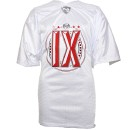 Tech N9ne - White IX Football Jersey - 3-XL