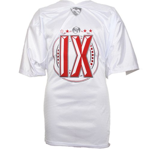 Tech N9ne - White IX Football Jersey