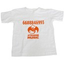 Tech N9ne - White 6688846993 Toddler T-Shirt - 3 Toddler