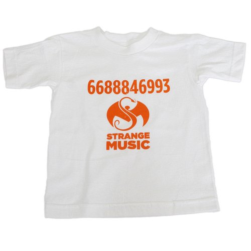 Tech N9ne - White 6688846993 Toddler T-Shirt