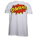 Tech N9ne - White Dwamn T-Shirt - Large