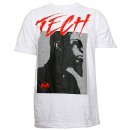 Tech N9ne - White Flight T-Shirt - Large