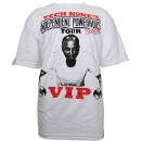 Tech N9ne - White Independent Powerhouse Tour 2016 VIP T-Shirt - Extra Large