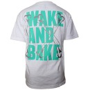 Tech N9ne - White Wake and Bake T-Shirt