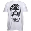 Tech N9ne - White Worldly Live T-Shirt - 3-XL