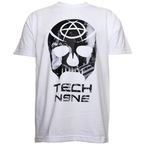 Tech N9ne - White Worldly Live T-Shirt