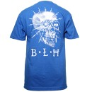 Brotha Lynch Hung - Royal Skull Wire T-Shirt