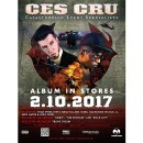 "Ces Cru -  Catastrophic Event Specialists Poster 18"" x 24"""