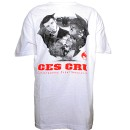 Ces Cru - White Catastrophic Event Specialists Presale T-Shirt