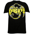 JL - Black w/Yellow DIBKIS T-Shirt - Extra Large
