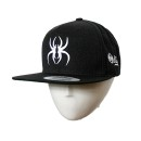 Krizz Kaliko - Black Spider K Hat Snapback