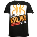 Krizz Kaliko - Black Retro T-Shirt - Large