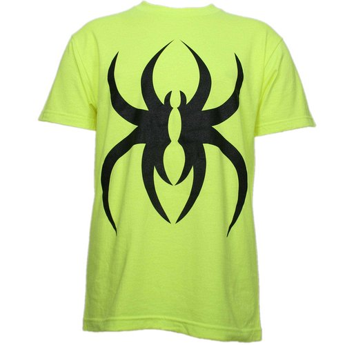 Krizz Kaliko - Safety Green Spider K T-Shirt