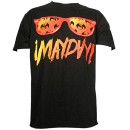 ¡MAYDAY!  - Black Shades T-Shirt - 3-XL