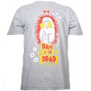 Rittz - Heather Gray Day of the Dead T-Shirt