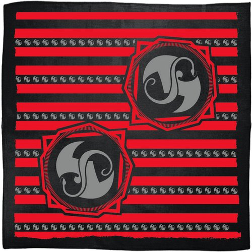 Strange Music - Black 2017 Bandana