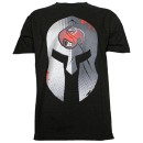 Strange Music - Black Helmet T-Shirt - 3-XL