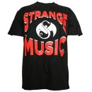Strange Music - Black Since Forever T-Shirt - Large