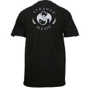 Strange Music - Black Trademark T-Shirt