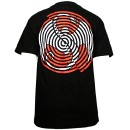 Strange Music - Black Vertigo T-Shirt