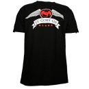Strange Music - Black Wings T-Shirt - Large