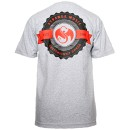 Strange Music - Heather Gray Independently Owned T-Shirt