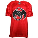 Strange Music - Red 2017 Football Jersey - 3-XL