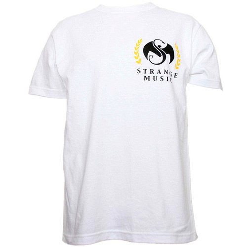Strange Music - White Empire T-Shirt