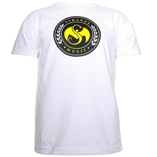 Strange Music - White Empire Youth T-Shirt