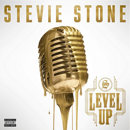 Stevie Stone - Level Up CD - Presale Ship Date 05/26/2017