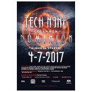 "Tech N9ne -  Dominion Poster 18"" x 24"""