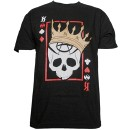 Tech N9ne - Black King Card T-Shirt - Large