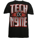 Tech N9ne - Black Spiral Maze T-Shirt - Large