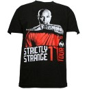 Tech N9ne - Black Strictly Strange Tour 2017 T-Shirt - Medium