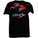 Tech N9ne - Black The Clown Full Color T-Shirt - Medium