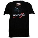 Tech N9ne - Black The G Full Color T-Shirt - Extra Large