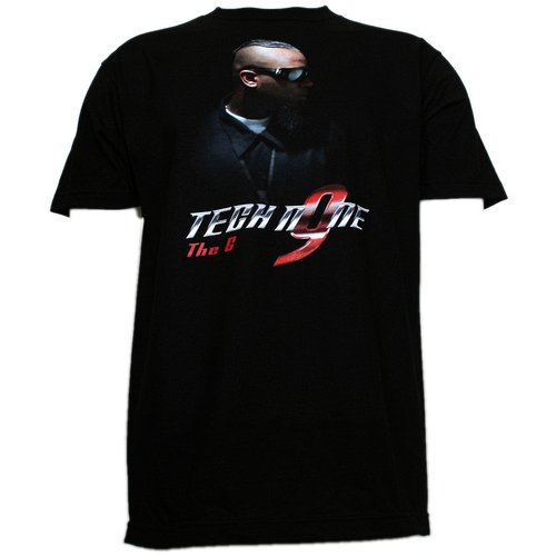 Tech N9ne - Black The G Full Color T-Shirt