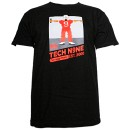 Tech N9ne - Black Retro Youth T-Shirt - Youth Small