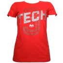 Tech N9ne - Red Sporty Ladies T-Shirt