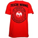 Tech N9ne - Red Independently Made T-Shirt - Large