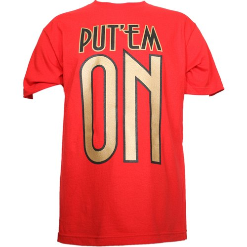 Tech N9ne - Red Put Em On T-Shirt