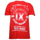 Tech N9ne - Red Everythang T-Shirt - Medium