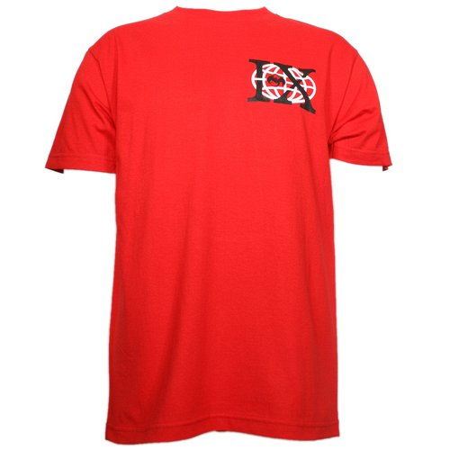 Tech N9ne - Red Worldwide T-Shirt