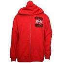 Tech N9ne - Red 9 Zip Hoodie - 2-XL