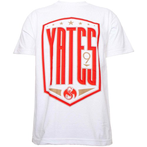 Tech N9ne - White Yates T-Shirt