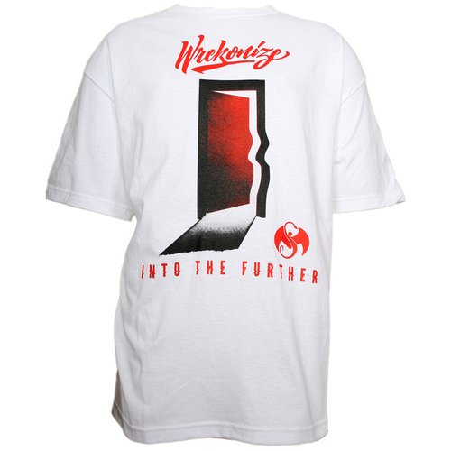 Wrekonize - White Into the Further Presale T-Shirt