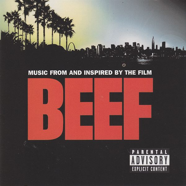 Beef - Original Soundtrack / Bonus DVD ( 2003 )