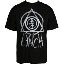 Brotha Lynch Hung - Black Geometrics T-Shirt - Medium