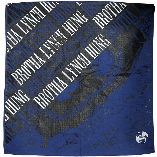 Brotha Lynch Hung - Royal Scream Bandana