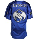 Brotha Lynch Hung - Royal Football Jersey 2013